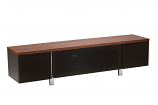 Alphason Designs Regent ADR1800 Walnut